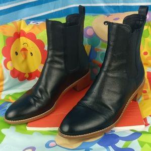 Loeffler Randall CARMEN 💯%Leather Chelsea Boot 9
